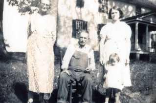 George Shumaker family